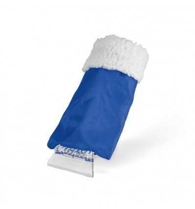 Raspador de Hielo con Guante Promocional Color Azul