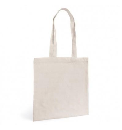 Bolsa Algodón con Asas para Merchadising Color Crudo