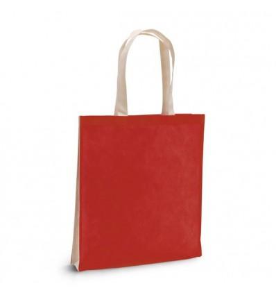 Bolsa de Non-woven para Comprar personalizada Color Rojo