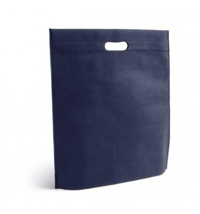 Bolsa de la Compra Termosellada para Regalo Personalizado Color Azul