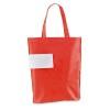 Bolsa Plegable Termosellada para Regalo Publicitario Color Rojo