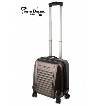 Trolley de Viaje Pierre Delone Promocional Color Marrón