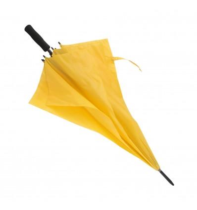 Paraguas Promocional Antiventisca Personalizado Color Amarillo