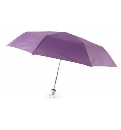 Paraguas Plegable para Publicidad Promocional Color Lila
