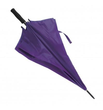 Paraguas Promocional Antiventisca con Merchandising Color Lila
