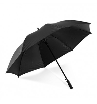 Paraguas Resistente al Viento, personalizado con logo de empresa