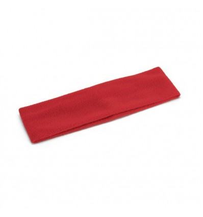 Cinta Tejido Polar con logo promocional Color Rojo