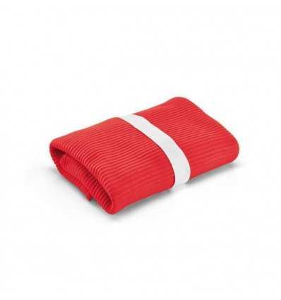 Manta Polar Roja para Regalo de empresa