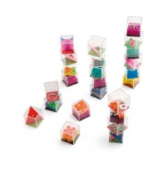 Caja con 24 Juegos con logo de empresa