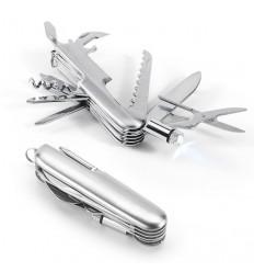 Navaja Multiusos de Acero y Metal para Regalo de Empresa