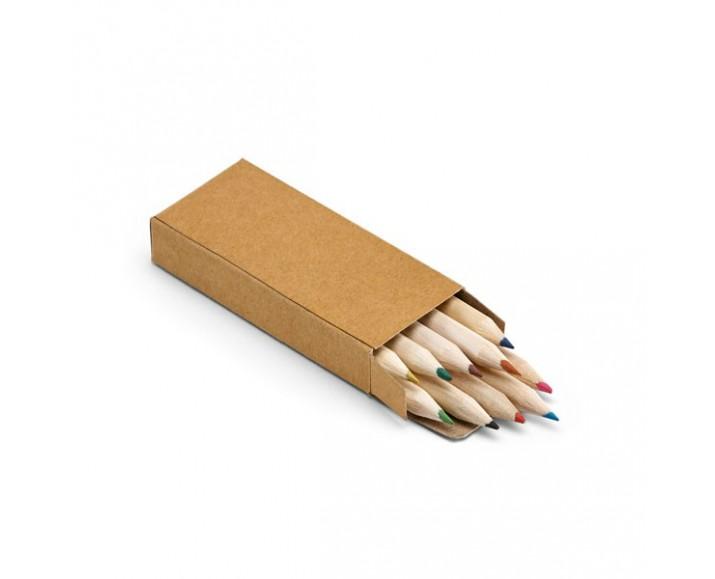 Lápices de Colores Promocionales - Merchandising (28)【 MartGifts.com 】