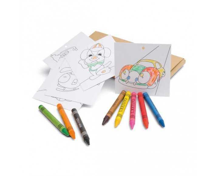 Set de Pintura para Niños - Regalos Empresa Personalizados