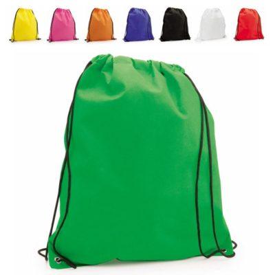 Mochilas saco baratas personalizadas para empresa