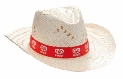 sombreros de paja para fiestas publicitarios