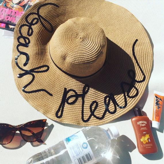 Mensajes a través de los sombreros de paja publicitarios 6c1a22546b8