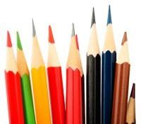 Lápices de colores para regalos de empresa baratos para comprar online