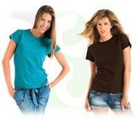Camisetas de Mujer Promocionales