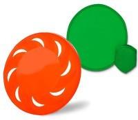 Frisbees personalizados
