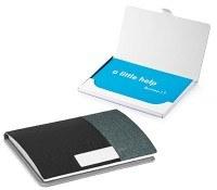 Tarjeteros Personalizados - Merchandising y Publicidad