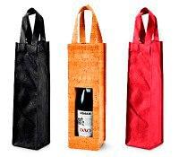 Bolsas Publicitarias para Botellas de Vino y Cava