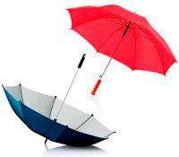 Paraguas publicitarios baratos para comprar online