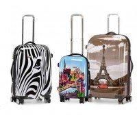 Maletas de Viaje Premium con Fotografias