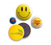 Chapas personalizadas para Publicidad