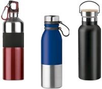 Botellas de acero inoxidable personalizadas