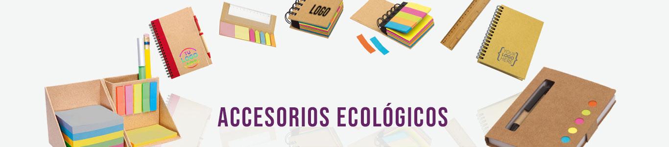 Accesorios Ecológicos personalizados para empresas y eventos