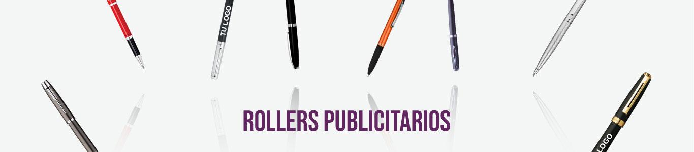 Boligrafos Roller personalizados para empresas y eventos