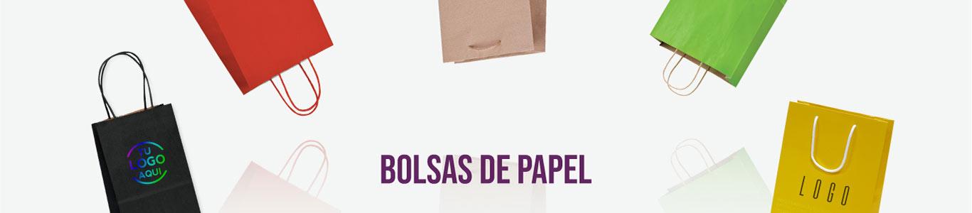 Bolsas de Papel Personalizadas para Publicidad