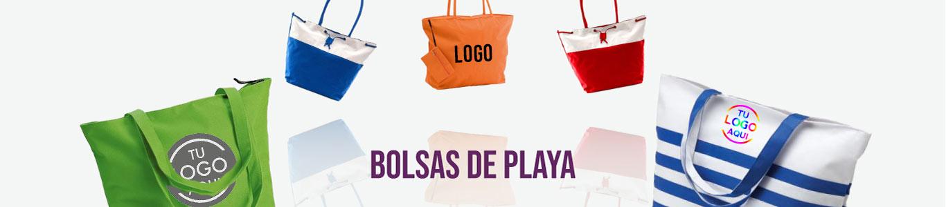 Bolsas de playa personalizadas para empresas y eventos