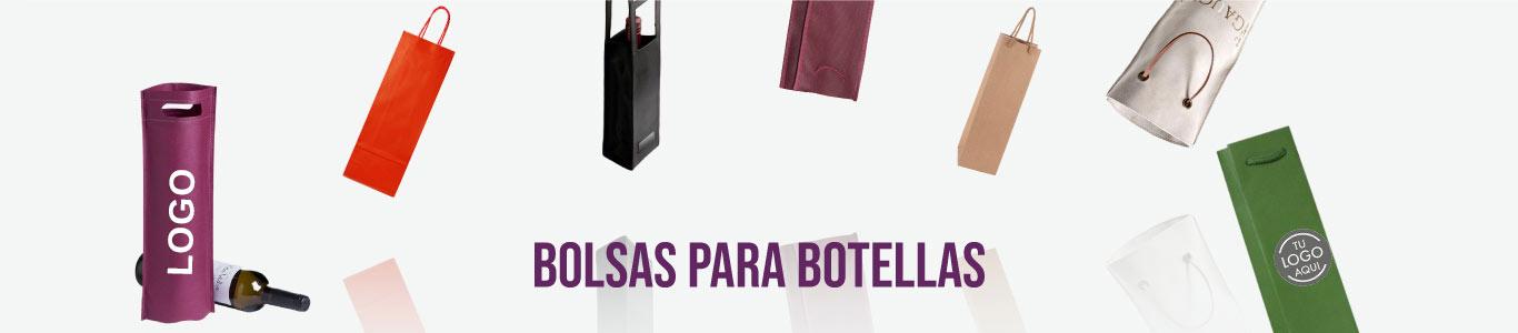 Bolsas para vino y cava personalizadas para empresas y eventos