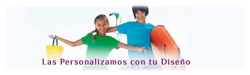 Camisetas Publicitarias para Niños