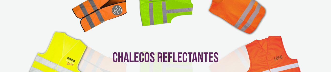 Chalecos Reflectantes personalizados para empresas y eventos