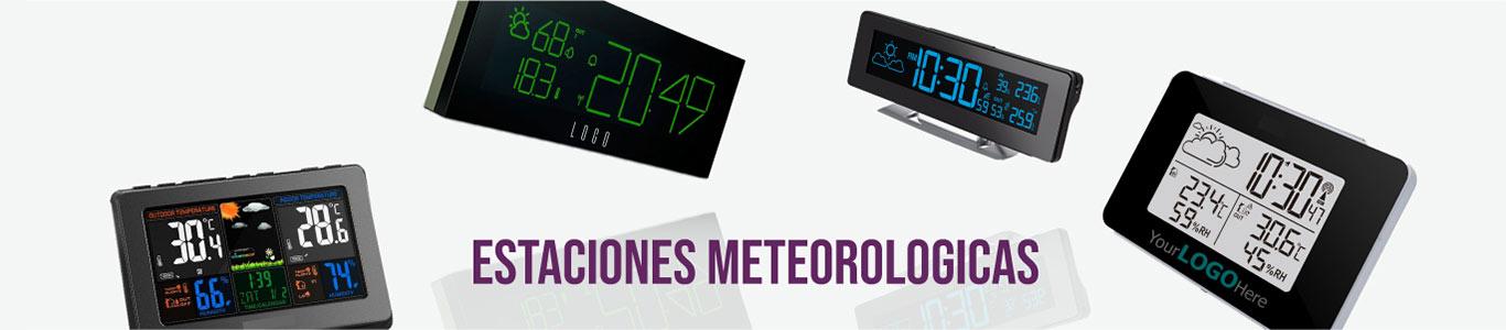 Estaciones Meteorologicas personalizadas para empresas y eventos