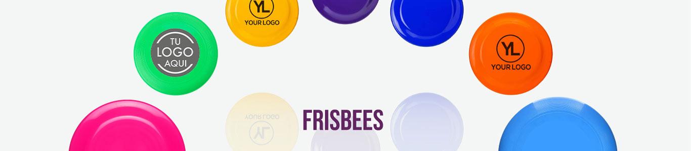 Frisbees personalizados para empresas y eventos