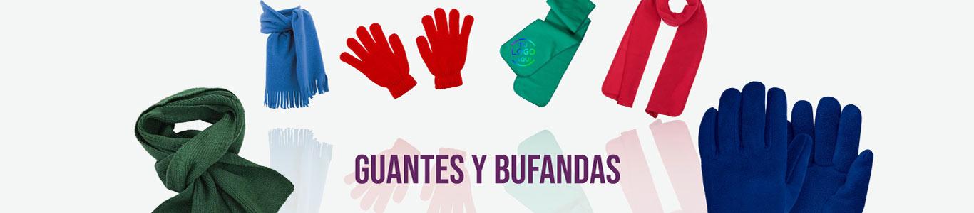 Guantes y Bufandas personalizados para empresas y eventos