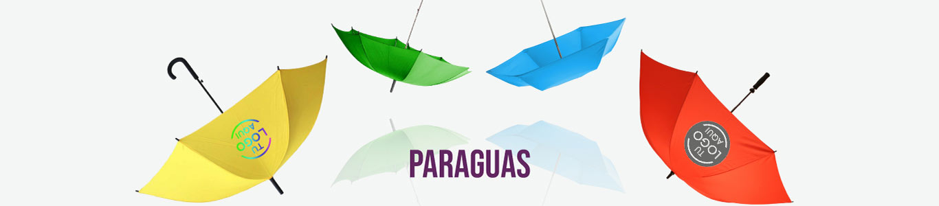 Paraguas personalizados para empresas y eventos