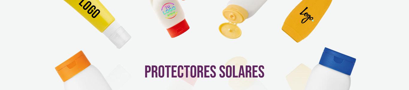 Protectores solares para publicidad de empresas
