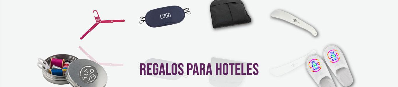 Regalos para Hoteles personalizados para empresas y eventos