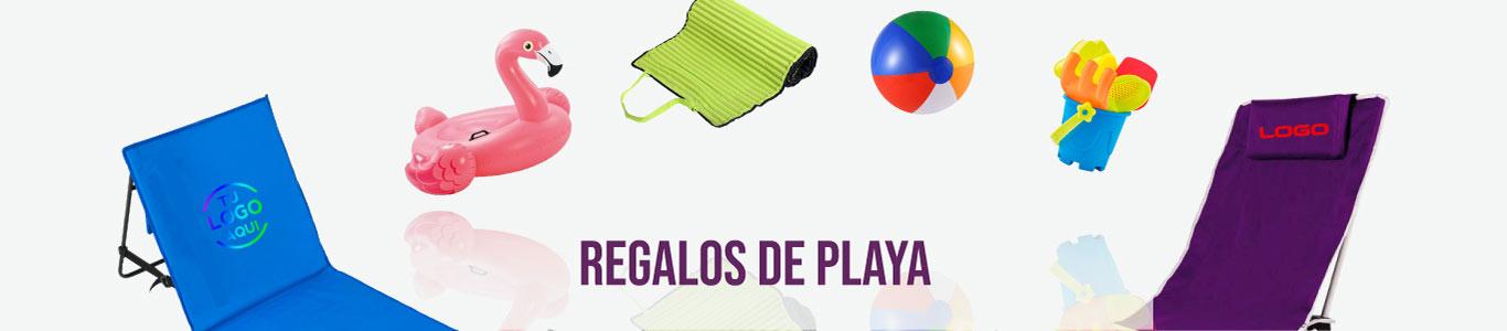 Regalos para Playa personalizados para empresas y eventos