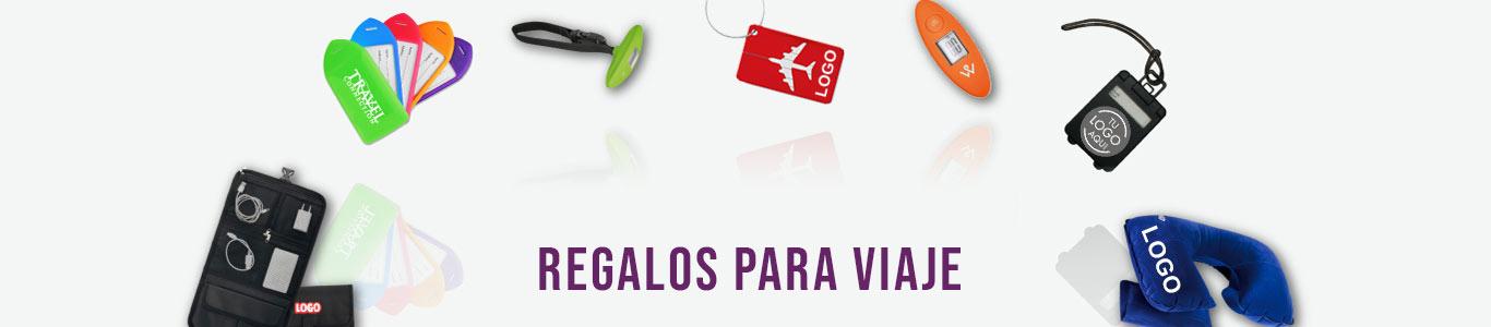 Regalos para viaje personalizados para empresas y eventos