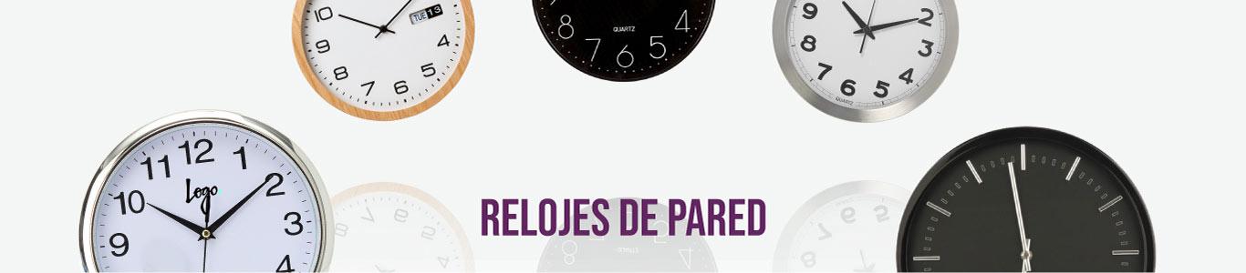 Relojes de Pared personalizados para empresas y eventos