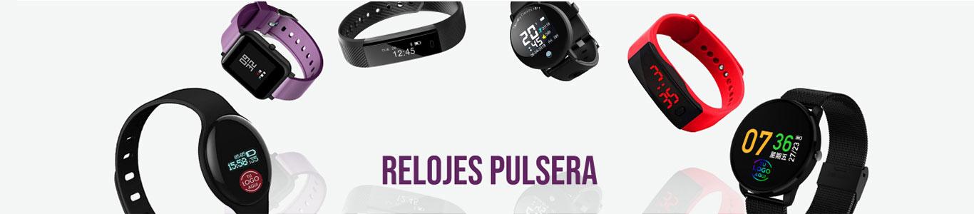 Relojes de Pulsera personalizados para empresas y eventos