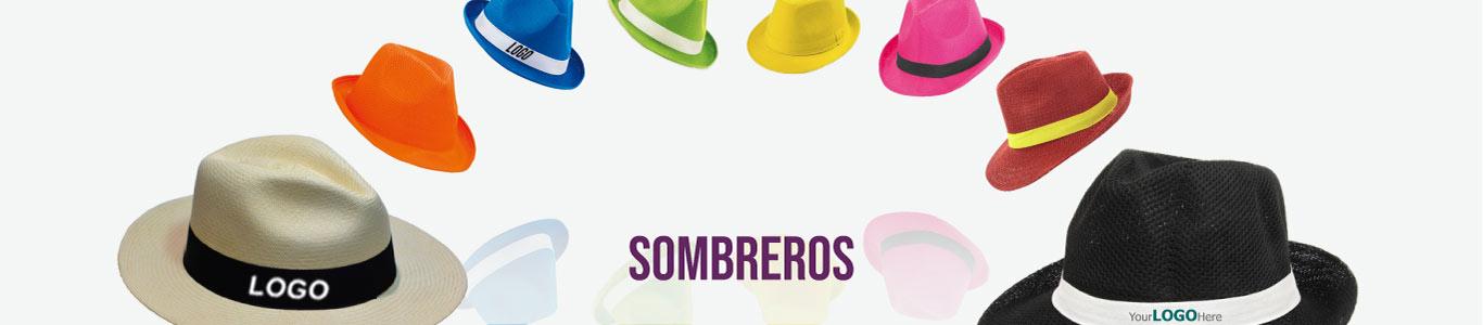 Sombreros personalizados para empresas y eventos