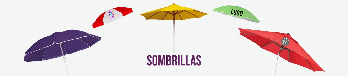 Sombrillas personalizadas para empresas y eventos