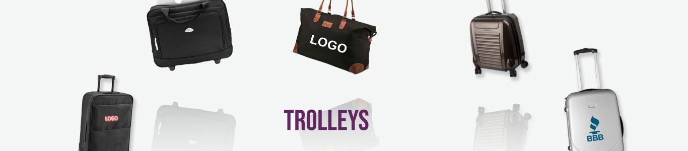 Trolleys Promocionales para publicidad