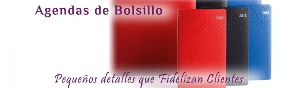 Agendas de Bolsillo Promocionales 2019