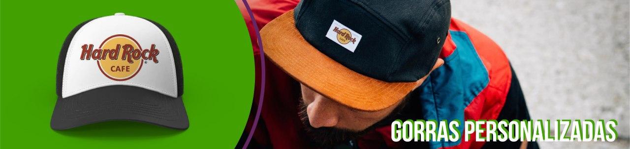 Gorras Personalizadas para Publicidad